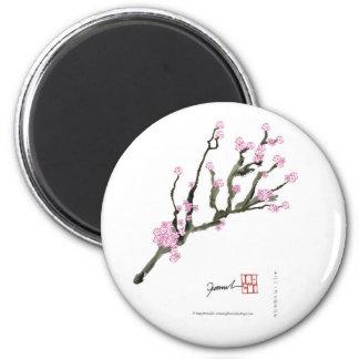 Imã Flor de cerejeira 8 de Tony Fernandes
