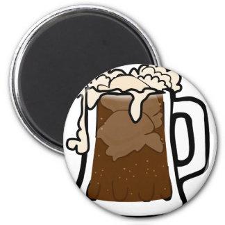 Imã Flutuador do refrigerante root beer