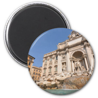 Imã Fontana di Trevi em Roma, Italia
