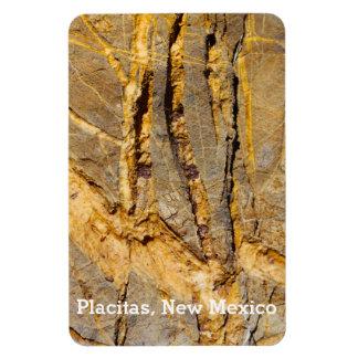 Ímã Formação de rocha natural de Placitas