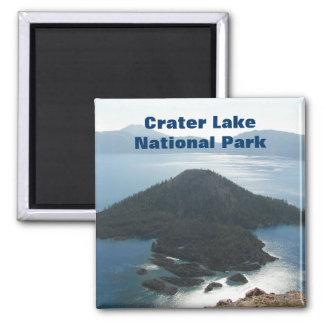 Imã Foto do viagem do parque nacional do lago crater