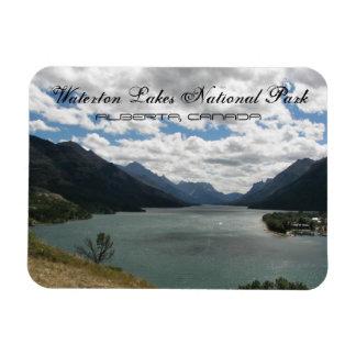 Ímã Foto do viagem do parque nacional dos lagos