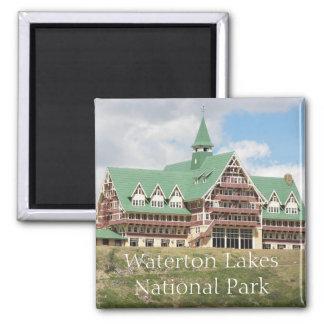 Imã Foto do viagem do parque nacional dos lagos