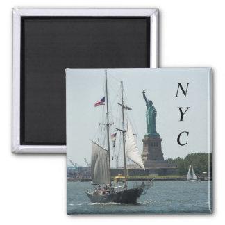 Imã Foto do viagem do porto da Nova Iorque