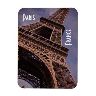 Ímã Foto famosa do marco da torre Eiffel de Paris