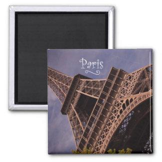 Imã Foto famosa do marco da torre Eiffel de Paris