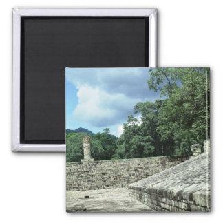 Imã Foto maia antiga das ruínas da cidade de Copan