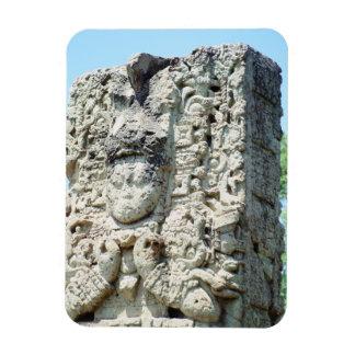 Ímã Foto maia do refrigerador de Honduras das ruínas