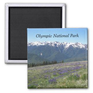 Imã Foto olímpica do viagem do parque nacional