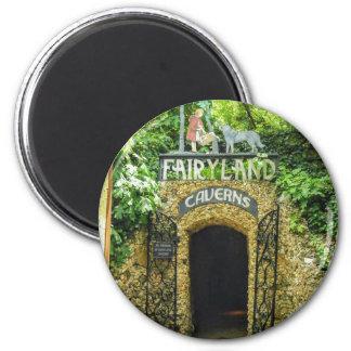 Imã Fotografia da natureza das cavernas do Fairyland