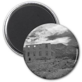 Imã Fotografia de construção abandonada