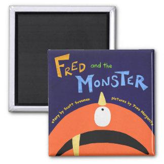 Imã Fred e o ímã do monstro