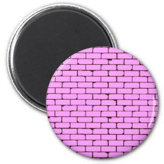 Imã Fundo cor-de-rosa largo da parede