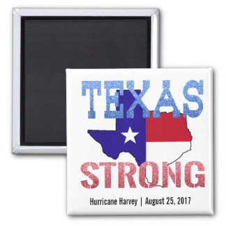 Imã Furacão Harvey Texas forte