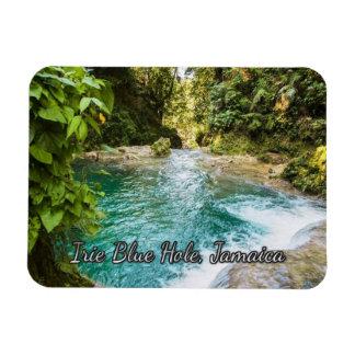 Ímã Furo azul de Jamaica Irie, Ocho Rios