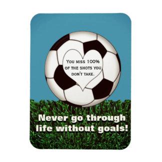 Ímã Futebol inspirado