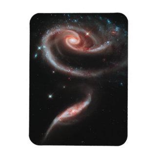 Ímã Galáxia cor-de-rosa