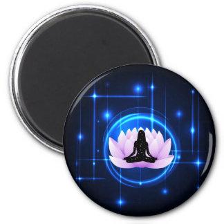 Imã Galáxia da flor de Lotus