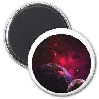 Imã Galaxy Purple 1 - Gláxia roxa