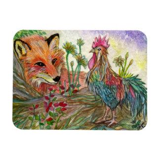 Ímã Galo e Fox