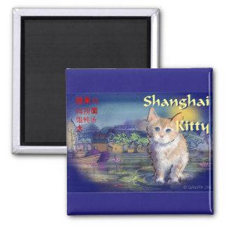 Imã Gatinho de Shanghai