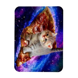 Ímã gato da pizza - gatos bonitos - gatinho - gatinhos