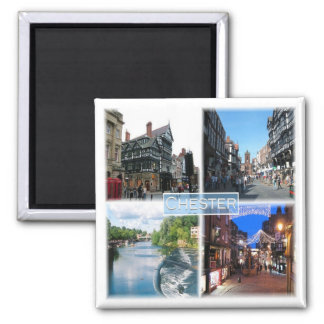 Imã GB * Inglaterra - Chester