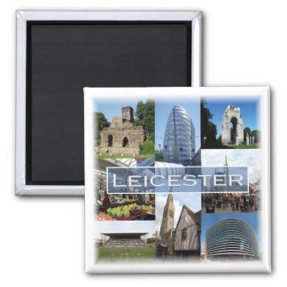 Imã GB * Inglaterra - Leicester - mosaico