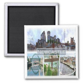 Imã GB * Inglaterra - Newcastle