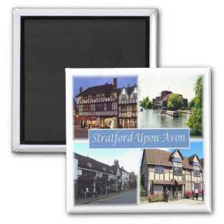 Imã GB * Inglaterra - Stratford-Em cima-Avon