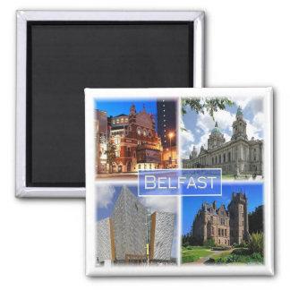 Imã GB * Irlanda do Norte - Belfast