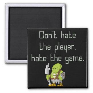 Imã Geek do jogo: Não deie o jogador