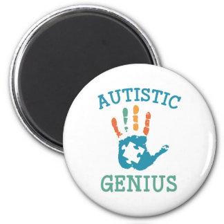 Imã Gênio autístico