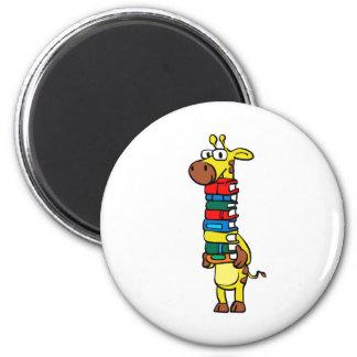 Imã Girafa que guardara livros