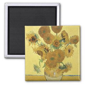 Imã Girassóis de Vincent van Gogh |, 1888