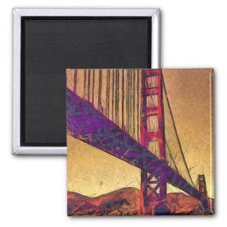 Imã Golden gate bridge