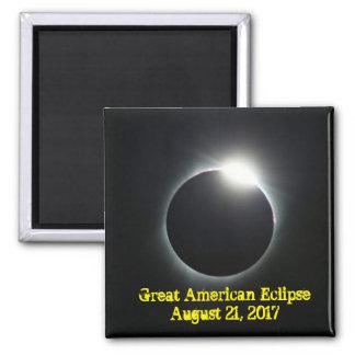 Imã Grande ímã americano do eclipse