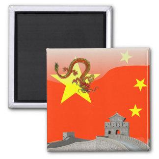 Imã Grande Muralha de China