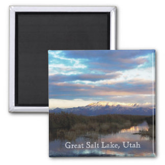 Imã Great Salt Lake, Utá