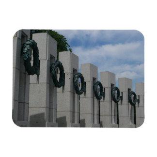 Ímã Grinaldas do memorial da segunda guerra mundial