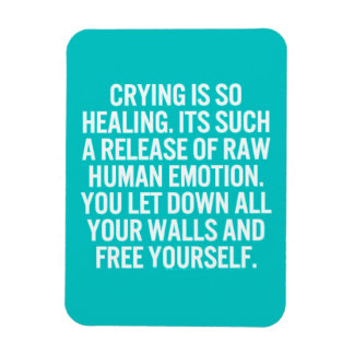 Ímã gritar é assim que liberação que cura a emoção