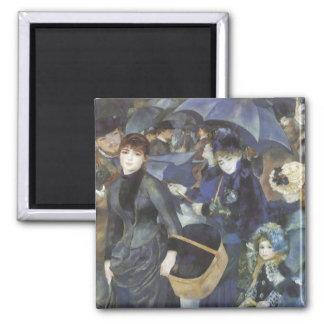 Imã Guarda-chuvas por Pierre Renoir, impressionismo do
