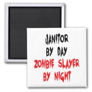 Imã Guarda de serviço do assassino do zombi