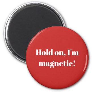 Imã Guardare sobre, mim são ímã magnético