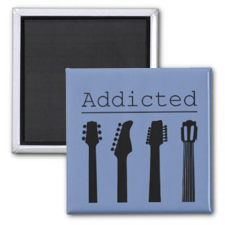 Imã Guitarra viciado