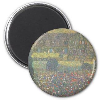 Imã Gustavo Klimt - casa de campo pela arte de