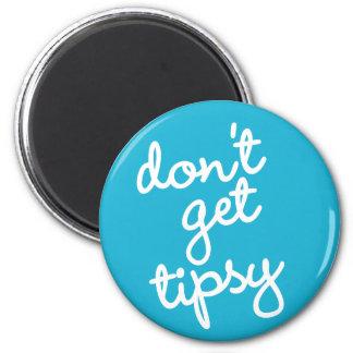 Imã Hábito #15 - Não obtenha tipsy