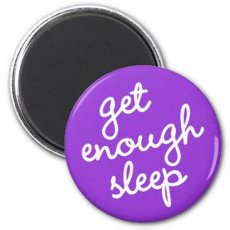 Imã Hábito #20 - Obtenha bastante sono