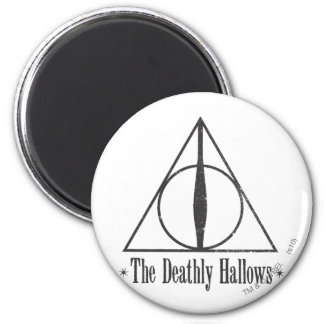 Imã Harry Potter | o Deathly Hallows o emblema