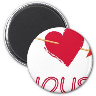 Imã hearts4